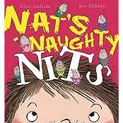 Nat's Naughty Nits (English Edition)