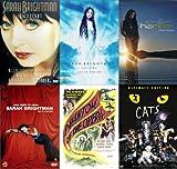 Sarah Brightman Six Concert Live Box Set (La Luna, Harem, Eden, Cats, Phantom, Royal Albert Hall)