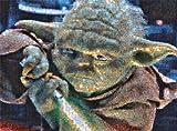 Buffalo Games Star Wars Photomosaic: Yoda - Jigsaw Puzzle (1000-Piece)
