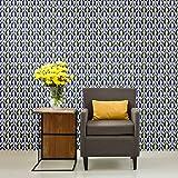 J Boutique pochoirs mur de pochoirs Marion pour papier peint look Meubles et Craft Croquis Surface