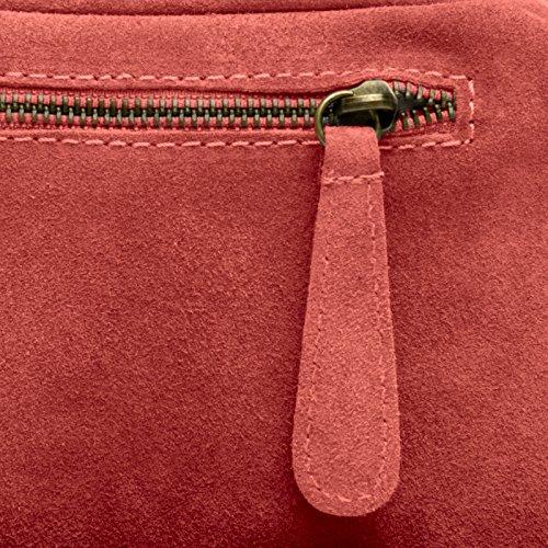 CASPAR Fashion, Borsa a tracolla donna Koralle