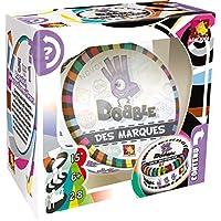 Asmodee - Dobmaq01 - Jeu De Rflexion - Dobble Des Marques