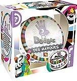 Asmodee Dobmaq01 - Jeu De Rflexion - Dobble Des Marques