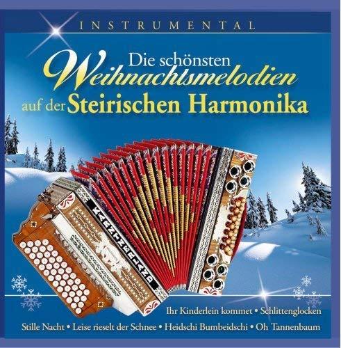 Die schönsten Weihnachtsmelodien auf der Steirischen Harmonika; Instrumental; Weihnacht; Christmas
