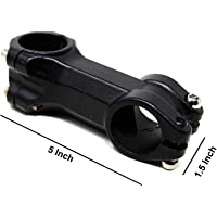 Handle Bar Extensions for Bicycle, Black, 1 Piece