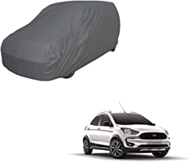 AUTO CAR WINNER Titanium Plus 2X2 Matty Body Cover for Ford (Grey)