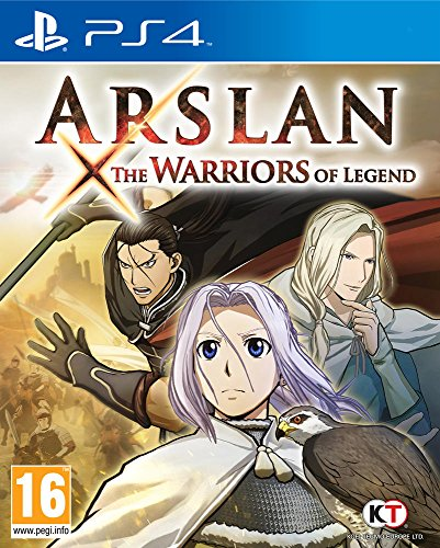 arslan: the warriors of legend [importación francesa] [playstation 4]