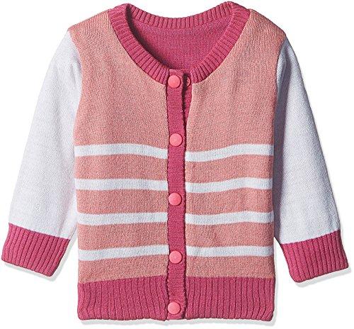 Donuts Baby Girls' Knitwear (268168883_PINK_18M_FS)