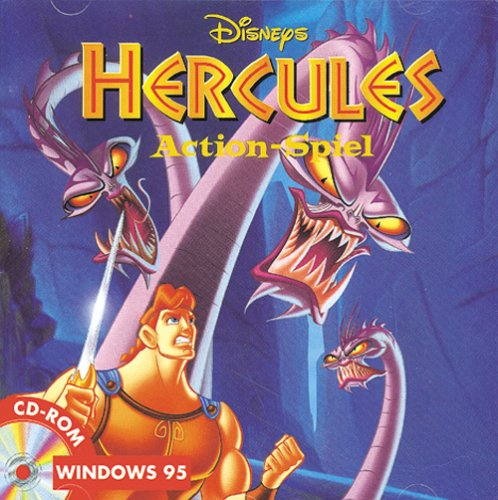 Disneys Hercules - Action-Spiel [Software Pyramide] (Hercules Action-spiel)