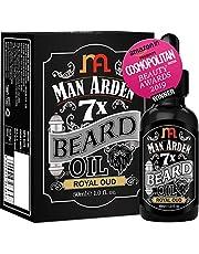 Man Arden 7X Beard Oil 30ml Royal Oud 7 Premium Oils Blend