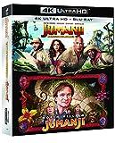Pack: Jumanji 1 + Jumanji 2 (4K UHD + BD) [Blu-ray]