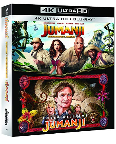 Pack: Jumani & Jumanji 2