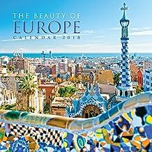 The Beauty of Europe 2018 Calendar