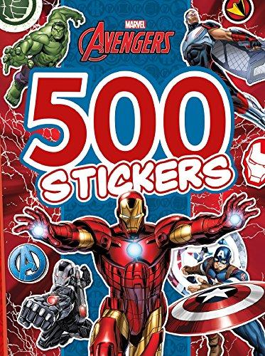 MARVEL - 500 Stickers