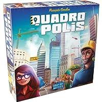 Quadropolis - Board Game - English