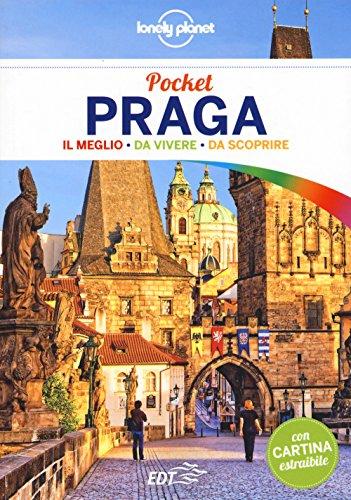 Praga. Con carta estraibile
