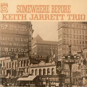 Somewhere Before (Shm-CD)