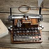 FGBJ Créatrice américaine rétro modèle de Machine à écrire Ornements Salon Meuble TV décoration Armoire à vin décoration Artisanat ameublement