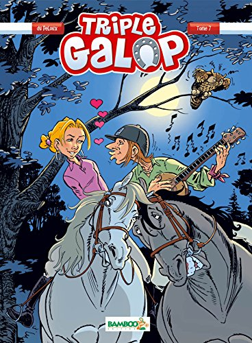 Triple galop - tome 7