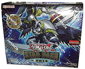 Yu-Gi-Oh! Star Pack 2014 Display (50 Booster) [Import allemand]
