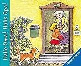 Hallo Oma! Hallo Opa!: Bilderbuch mit Gucklöchern