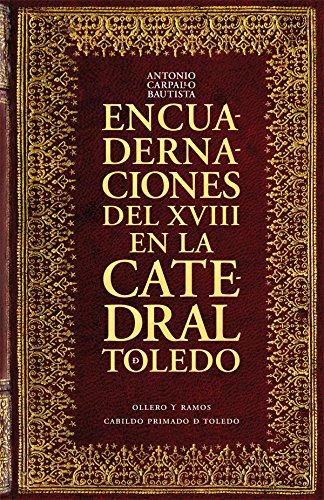 Encuadernaciones del XVIII en la Catedral de Toledo