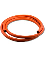 Sunflame LPG Rubber Hose Pipe, Orange