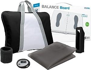 WII FIT- Balance Board weiss + Training Pack (farbig sortiert)