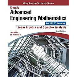Kreyszig Advanced Engineering Mathematics, for KTU 3rd Semester: Linear Algebra and Complex Analysis