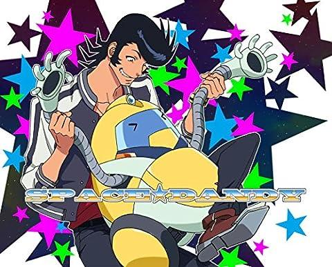 Space Dandy (30x24 inch, 74x60 cm) Silk Poster Affiche de la Soie PJ17-0CA6