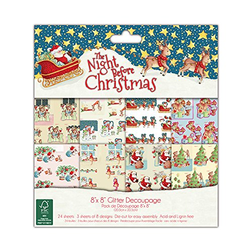 helz-cuppleditch-fsc-the-night-before-christmas-decoupage-pad