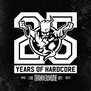 Thunderdome 25 Years of Hardcore (4 CD)