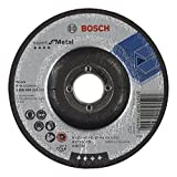 Bosch Professional 2608600223 Expert for Metal Grinding disc with Depressed Centre