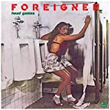 Songtexte von Foreigner - Head Games