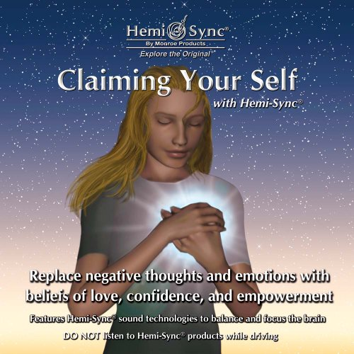 Claiming Your Self with Hemi-Sync? by Monroe Products (2009-10-01) 2009 Sync