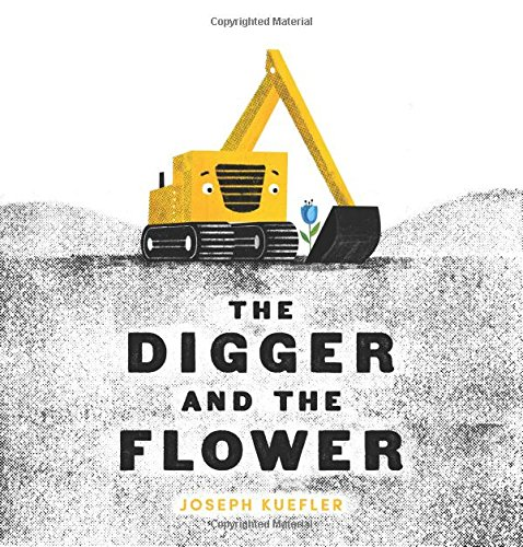 The Digger and the Flower por Joseph Kuefler