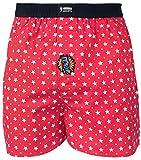 Happy Shorts Webboxer Herren Boxer Motiv Boxershorts Farbwahl, Grösse:XXL - 8-56, Präzise Farbe:Design 14