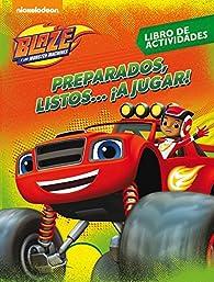Preparados, listos... ¡a jugar! par Nickelodeon