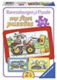 Ravensburger Kinderpuzzle Bagger