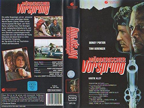 Mörderischer Vorsprung [VHS]