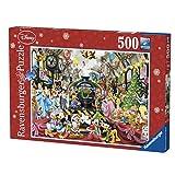 Ravensburger–14739–Puzzle der Zug von Noel Disney–500Teile