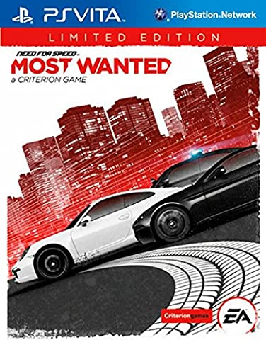 Need for Speed : most wanted [import espagnol]