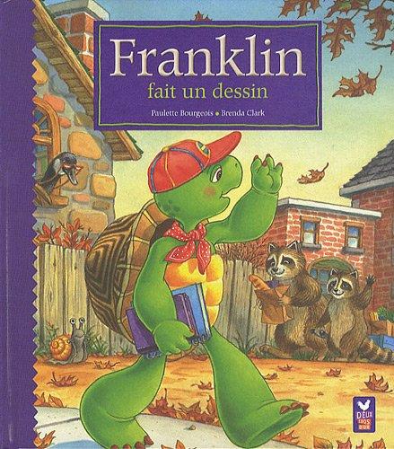 Franklin fait un dessin par COLLECTIF