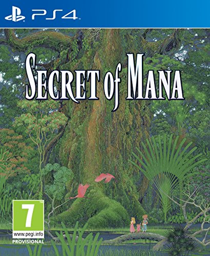 Secret Of Mana (precio: 34,90€)