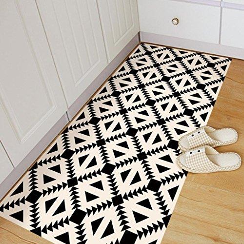2 Stück Moderner Stuhl (Winkey 1Rolle Abnehmbare 3d Boden Aufkleber Aufkleber Wandbild Wohnzimmer Home Decor, h, 60*120cm)