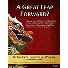 A Great Leap Forward?: Making Sense of  China's Cooling Credit Boom, Technological Transformation, High Stakes Rebalancing, Geopolitical Rise, & Reserve Currency Dream (English Edition)