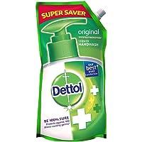 Dettol Germ Protection Ph.Balanced Liquid Handwash Refill, Original, 750 ml