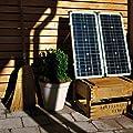 Brennenstuhl Solar Energie-Set SES P4033 Mono-Crystalline, 1171950 von Hugo Brennenstuhl GmbH & Co. KG - Lampenhans.de