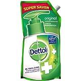 Dettol Original Germ Protection Handwash Liquid Soap Refill, 750ml