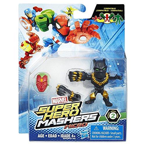 Marvel Super Hero Mashers Micro Series 2 Figure Hulk